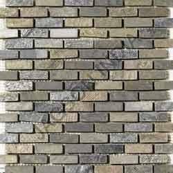 Interlocking Mosaic Tile