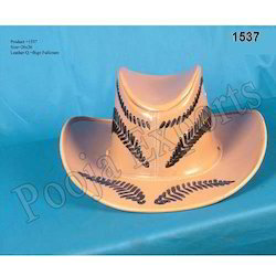 Leather Hats ( Product Code: 1540-P450)