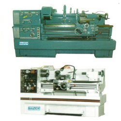 High Precision All Geared Lathe Machine