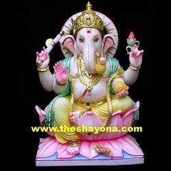 Beautiful Marble Ganesha