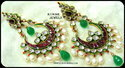 Mughal Kundan Earrings