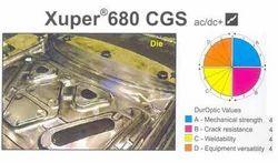 Steel Welding Electrodes-Xuper 680 Cgs