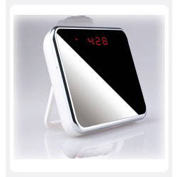Spy Long Time Recording Digital Table Clock