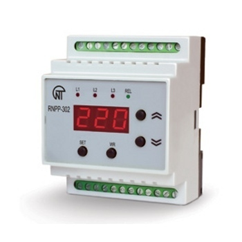 Three Phase Voltage Monitoring