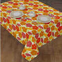 Fancy Print Tablecloth