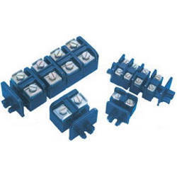 Terminal Block 30 Amps & 100 Amps / 500 V With End Plate