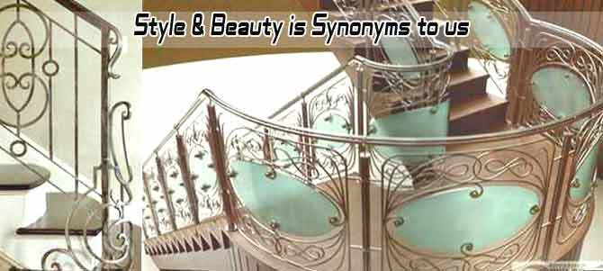 Stainless Steel Railings - Kitchen Accessories and SS Railings ...