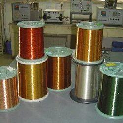 Rectangular Enamelled Copper Wires
