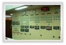 Transformer Control Panel