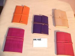 Plain Leather Handmade Paper Journals