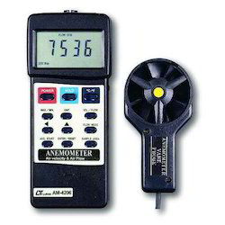 Digital Air Velocity Meter