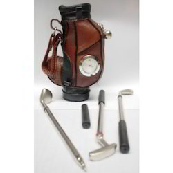 Golf Pen Set With Watch 192
