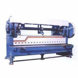 Shearing Machine Mechanical (Over Crank)