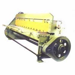 Shearing Machine Mechanical (Under Crank)