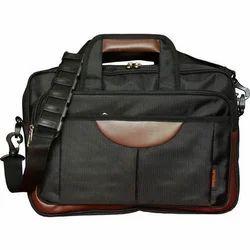 Desk Line Office Bag Black Color
