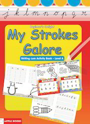 Strokes Galore Book
