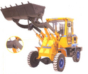 Loader Hydraulic 4 Wheel Drive