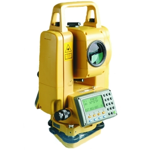 NTS-355 Total Station 2 Accuracy