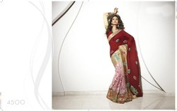 Bridal Zari Art Sarees