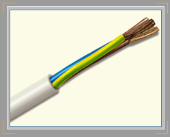 Heat Resisting Pvc Insulated And Pvc Sheathed Flexible Cords