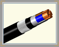 Insulated PVC Sheathed Steel Wire Armoured Cables