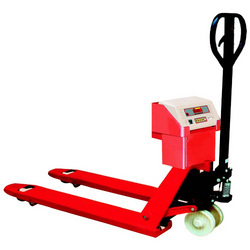 Pallet Truck Weighing Scale