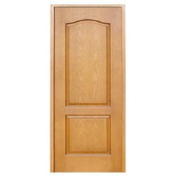 2 Panel Plywood Doors
