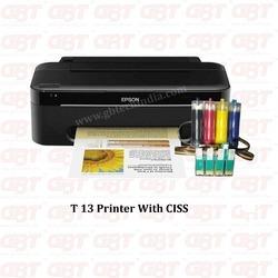 Ink Jet Printer & Cartridge