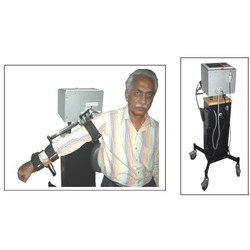 Continuous Passive Motion Shoulder Unit, Physiotherapy Equipments