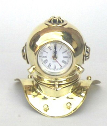 Nautical Divers Helmet Watch