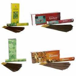 Natural Fragrances Incense Sticks