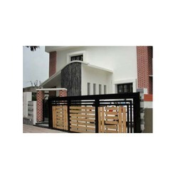 Automatic Sliding Gate - Remote Controlled