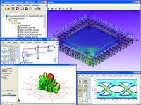 Electromagnetic Simulation Software Tool