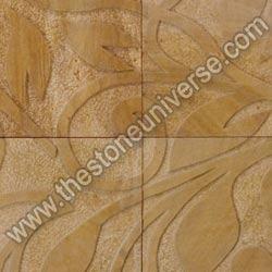 Sandstone Mural Cladding
