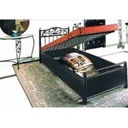 Storage Beds. - Gas Lift Bed, Trolley Bed, Box Bed and Double Bed