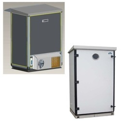 Battery Cabinet With Chiller
