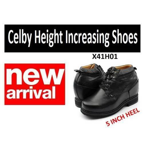Mens Heightening Shoes
