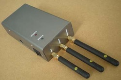 Portable Cellphone Jammer