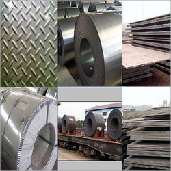 Steel Sheets, Plates