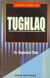 Girish Karnad Tughlaq