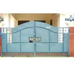 Double Door Front Gate