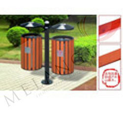 Outdoor Recyclable Bin