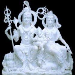 Lord Shiv Parivar Statue