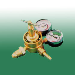 Single Stage Double Dial Regulator