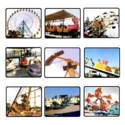 Amusement Adult Rides