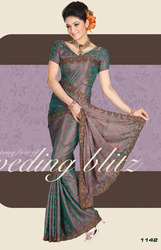 Cute Ladies Sarees