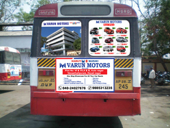 Apsrtc Bus Advertising