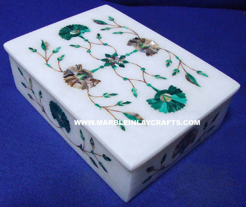 Decorative Marble Boxes
