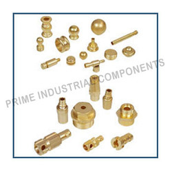 Precision Brass Turned Components