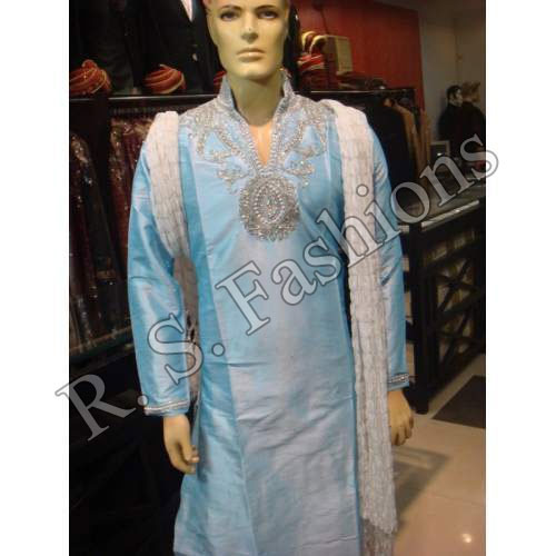 Silk Kurta Churidar